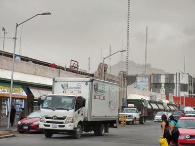 En el Centro de Torreón, fue posible apreciar como 'desapareció' en Cristo de las Noas.