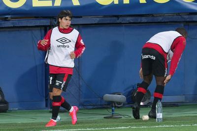 """""""Lo que intenta uno es tranquilizarle. Poneros en esa tesitura, imaginad a un chico de esa edad... no es fácil"""", dijo Moreno. """"Lo más importante es que está ahí porque se merece estarlo."""
