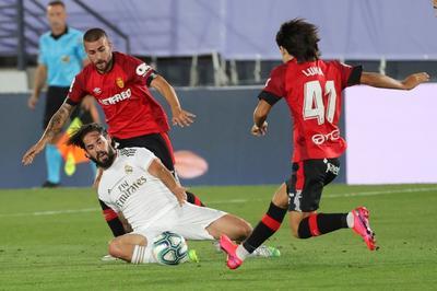 """""""Ha sido un momento inolvidable"""", escribió Romero en su cuenta de Twitter. 'Gracias a todo el cuerpo técnico y al Mallorca por haberme dado esta oportunidad. Nunca olvidaré este día. Fue una lástima perder, pero seguimos creyendo"""