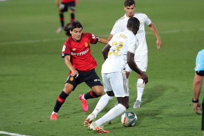 Romero había estado en la banca para el empate del Mallorca contra Leganés, pero no jugó.
