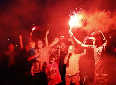 Liverpool vuelve a ser campeón de la Premier League después de 30 años