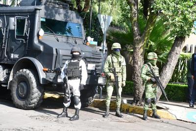 Atacan a Omar García Harfuch, secretario de Seguridad de CDMX
