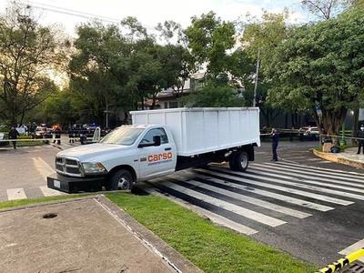 La jefa de Gobierno de la Ciudad de México detalló que el suceso tuvo lugar a las 6.38 hora local (11.38 GMT).