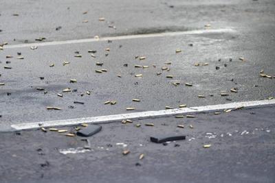 El grupo armado atacó contra el vehículo en el que viajaba García Harfuch, quien asumió el cargo en octubre del pasado.