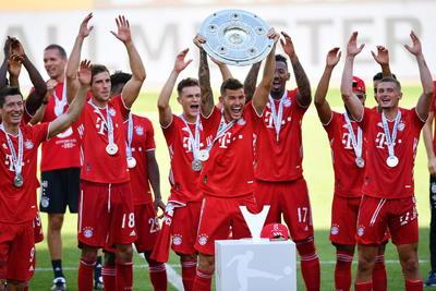 Termina la Bundesliga con la entrega del campeonato al Bayern Múnich