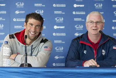 """En Beijing 2008 le arrebató el reconocimiento de ser el atleta con más oros en una sola justa a Mark Spitz, ya que """"el tiburón de Baltimore"""" se colgó 8 metales en esa ocasión."""