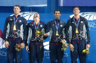 En Río de Janeiro 2016, con 31 años, logró obtener cinco medallas de oro y una de plata, logrando así un total de 23 metales dorados, tres de plata y dos bronces; 28 medallas olímpicas en cinco justas.
