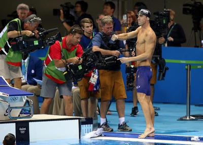 Michael Phelps, la leyenda de la natación, cumple 35 años