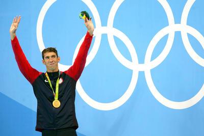 El máximo ganador de medallas de oro está cumpliendo 35 años de edad, tuvo que nadar contracorriente desde que era pequeño, cuando fue diagnosticado con Trastorno de Déficit de Atención con Hiperactividad (TDAH).