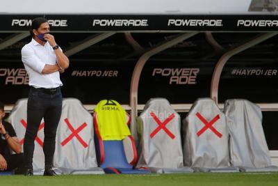 Antes de iniciar la segunda mitad, el entrenador del Mazatlán, Francisco Palencia, ordenó 11 cambios, mientras que el técnico de los Tigres, el brasileño Ricardo Ferretti mandó a la cancha al ecuatoriano Jordan Sierra por el brasileño Rafael Carioca y el colombiano Julián Quiñones sustituyó a Vargas.