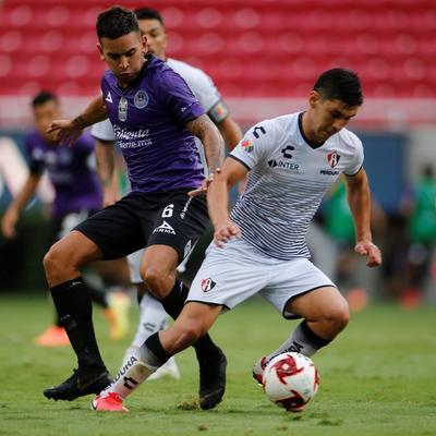 Atlas y Mazatlán hacen los honores en la J2 de la Copa por México