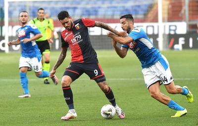 'Chucky' Lozano anota y le da el triunfo al Napoli en la Serie A