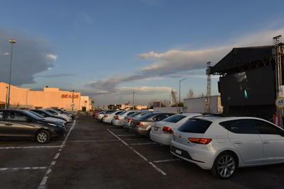 Primera noche de autocimena en Almanara, Torreón
