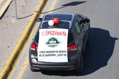 Se manifestaron en La Laguna.