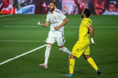 Real Madrid se proclama campeón de La Liga