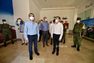 Ponen en marcha nuevo hospital para atención COVID-19 en Gómez Palacio    Ponen en marcha nuevo hospital para atención COVID-19 en Gómez Palacio