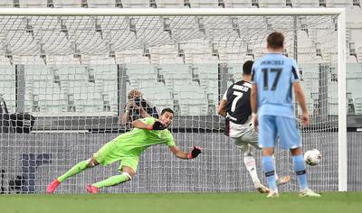 Juventus se acerca al título de la Serie A