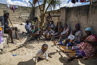 Los grupos insurgentes tomaron el control de aldeas estratégicas que salpican la costa de la provincia norteña de Cabo Delgado