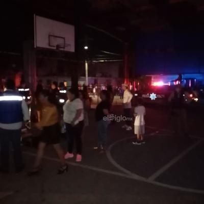 Dispersan baile masivo en la colonia Elsa Hernández de Torreón