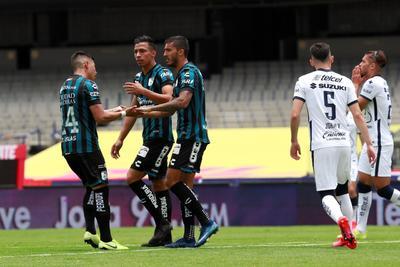 Pumas logra complicado triunfo ante Querétaro en Ciudad Universitaria