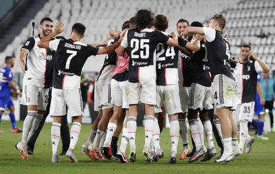 Necesitaba un triunfo el Juventus para sentenciar una temporada complicada, en la que le faltó brillantez a nivel de juego y solidez defensiva, y lo consiguió a costa del Sampdoria en el Allianz Stadium de Turín.
