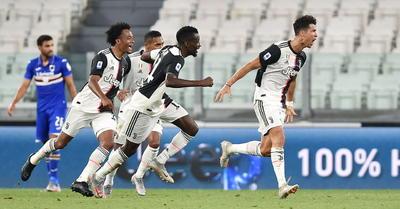 Juventus consigue su noveno campeonato consecutivo en la Serie A