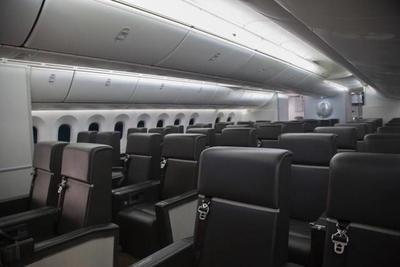López Obrador se negó a subir a la aeronave.