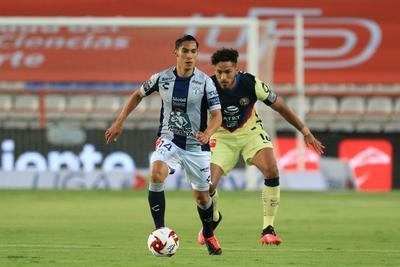 Derrota América 2-1 al Pachuca en torneo Guard1anes 2020