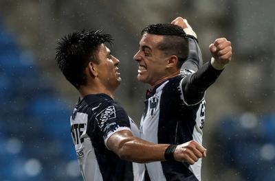 Carlos Rodríguez completó la victoria de los Rayados, que no ganaban un partido desde diciembre pasado. Alan Medina descontó para el Toluca.