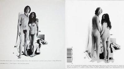 TWO VIRGINS: John Lennon y Yoko Ono aparecen desnudos en el álbum icónico. Antes ambos ya habían recibido a la prensa en su cuarto de hotel, acostados y a la vista de todos o perseguidos por las autoridades estadounidenses.