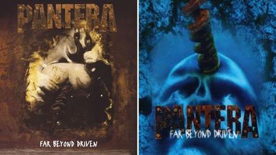 FAR BEYOND DRIVEN: En 1994 el grupo Pantera editó el disco con una imagen que mostraba un ano siendo perforado. Tras la controversia se cambió a un cráneo perforado.