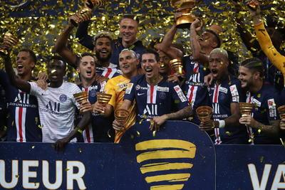 París Saint-Germain es campeón de la Liga Francesa