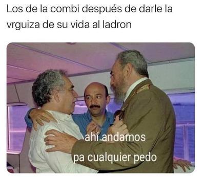 Ya están aquí los memes del 'ladrón' de la carretera México-Texcoco