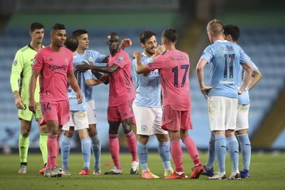 Manchester City derrota al Real Madrid y avanza a 'Cuartos' de la Champions