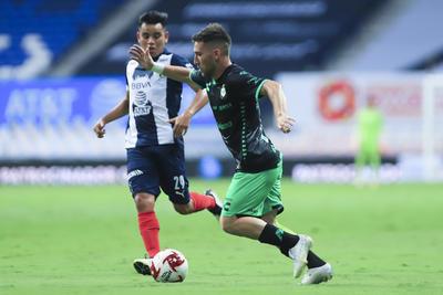 Santos Laguna se lleva un empate ante los Rayados