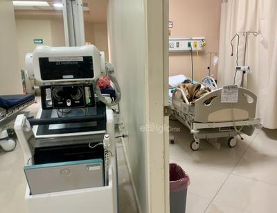 Además, el personal trata de contagiar a los pacientes con otra cura: el ánimo.