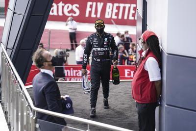 Gana Verstappen el Gran Premio del 70 Aniversario de Fórmula Uno en Silverstone