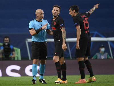 Leipzig elimina al Atlético de Héctor Herrera en la Champions League