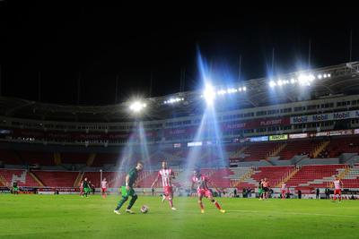 Santos Laguna pierde ante Necaxa como visitante