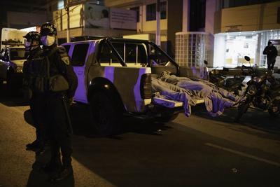 Mueren 13 personas tras estampida en fiesta clandestina en Perú