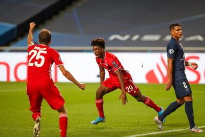 Bayern Múnich vence al PSG para ser el campeón de la Champions League
