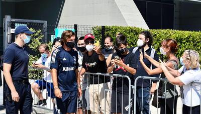 Comienza la era de Andrea Pirlo como entrenador del Juventus
