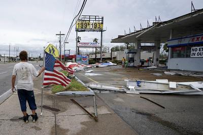 Sin embargo, la noticia del fallecimiento de la menor no tardó en llegar desde Leesville, situada unas 95 millas (160 km) desde la costa de Luisiana.