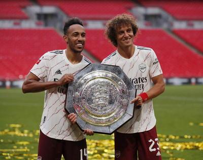 Arsenal consigue el título de la Community Shield