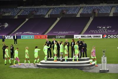 Olympique de Lyon femenil consigue su quinta Champions League