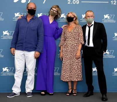 En medio de la pandemia, inicia el Festival de cine de Venecia edición 77