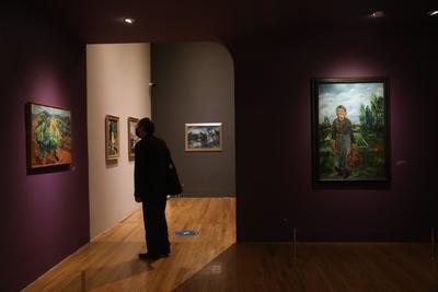 Sobre la relación con Diego Rivera explicó que Modigliani era alguien complicado, muy duro, exigente con él mismo y con todos, no le gustaban los artistas malos; a sus ojos, el artista era un ser superior. El respeto que le tiene a otros estaba basado en la calidad de esos artistas; si logró vivir con Diego Rivera de seis a ocho meses fue porque tenía en realidad afecto por él e intereses.