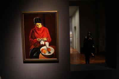 La exposición, detalló Bellas Artes en un comunicado, está dividida en siete temáticas, y contiene obras de los artistas que conformaron la atmósfera cultural de los barrios parisinos de Montparnasse y Montmartre.