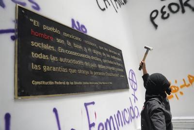 Las activistas aseguraron que si la CNDH sigue sin atender las demandas de las familias de víctimas convocarán a una toma nacional en todas las sedes estatales de la comisión.