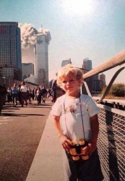 Las fotografías que marcaron el atentado del 9/11 a las Torres Gemelas